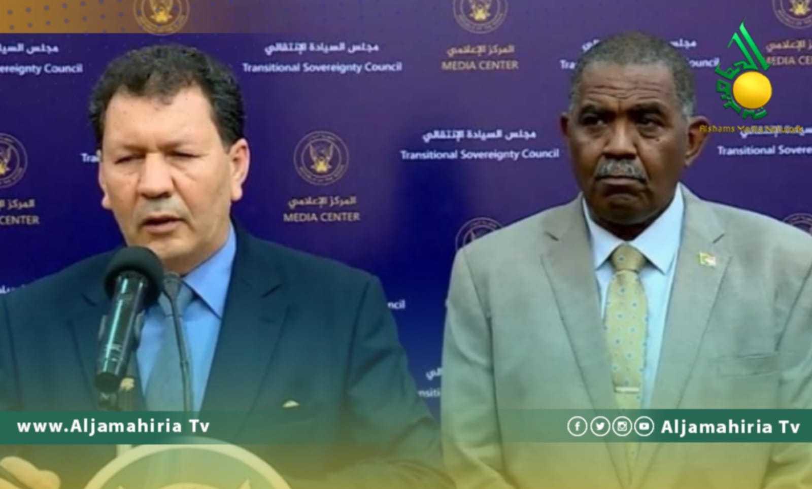 وكيل وزارة الخارجية في السودان