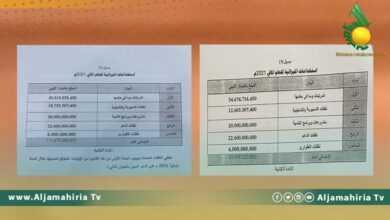 Photo of أبو بكر سعيد: الفارق بين مشروع الميزانية المُحال سابقًا من حكومة الدبيبة والمعدل 17 مليار دينار
