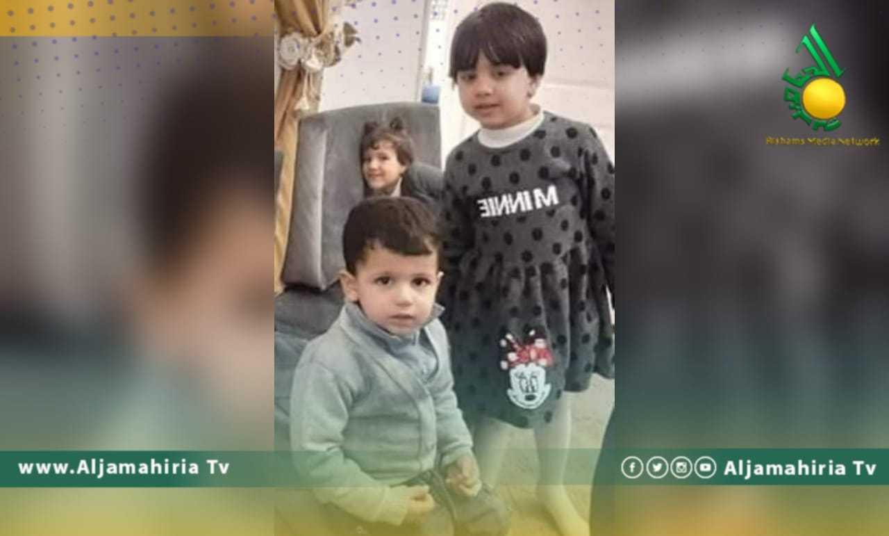 وفاة ثلاثة أطفال