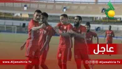 Photo of عاجل| الاتحاد يتأهل لنهائي الدوري الممتاز لكرة القدم بعد فوزه على الأهلي بنغازي بهدف دون رد على ملعب مصراته