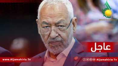 Photo of عاجل| نقل زعيم حركة النهضة الإخوانية راشد الغنوشي إلى المستشفى العسكري بالعاصمة تونس