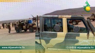 اشتباكات الجنوب الليبي