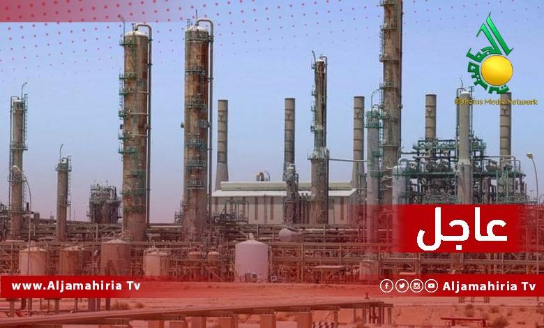 عاجل النفط في ليبيا