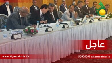 عاجل تونس وليبيا