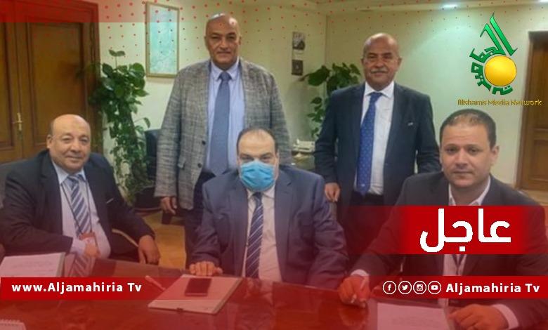 عاجل فتح الرحلات الجوية بين مصر وليبيا