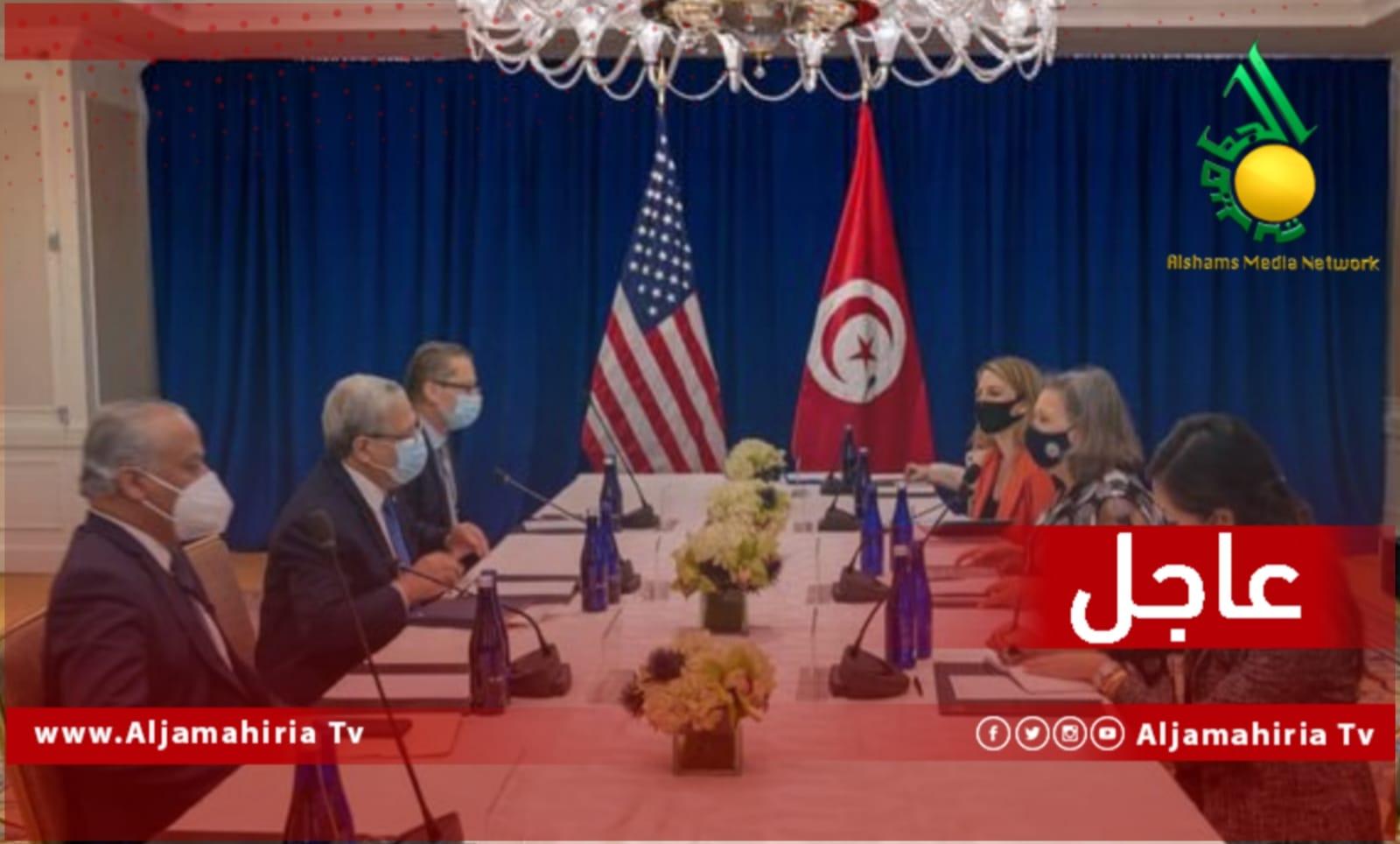 عاجل وزير الخارجية التونسي