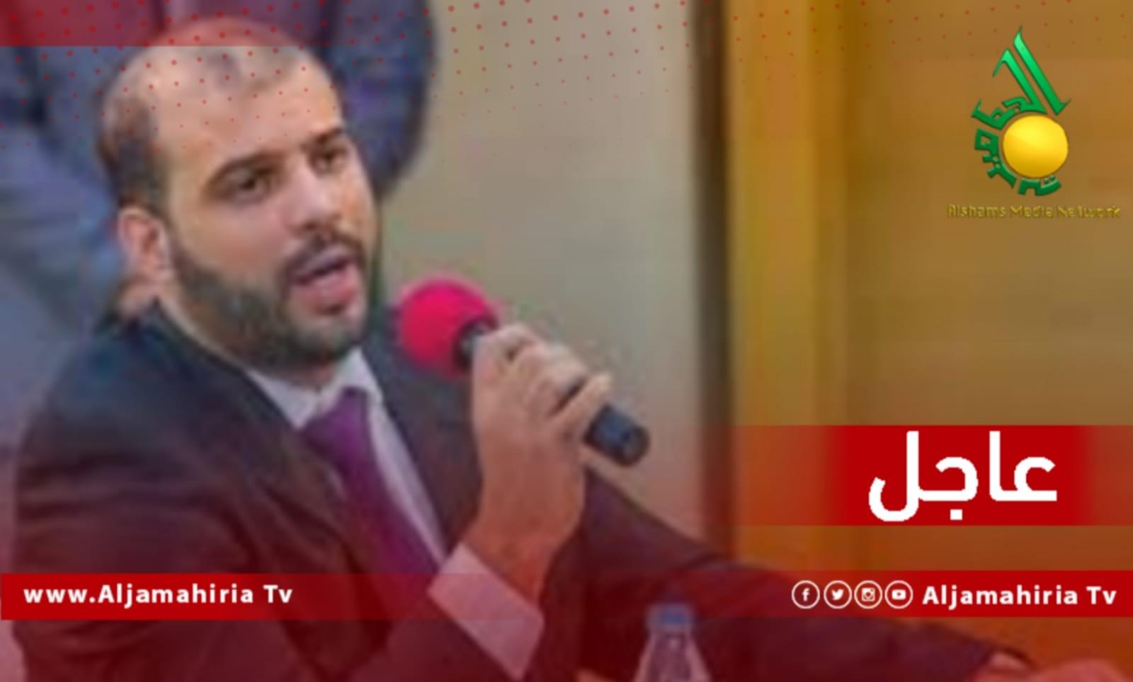 عمر بوشاح عاجل