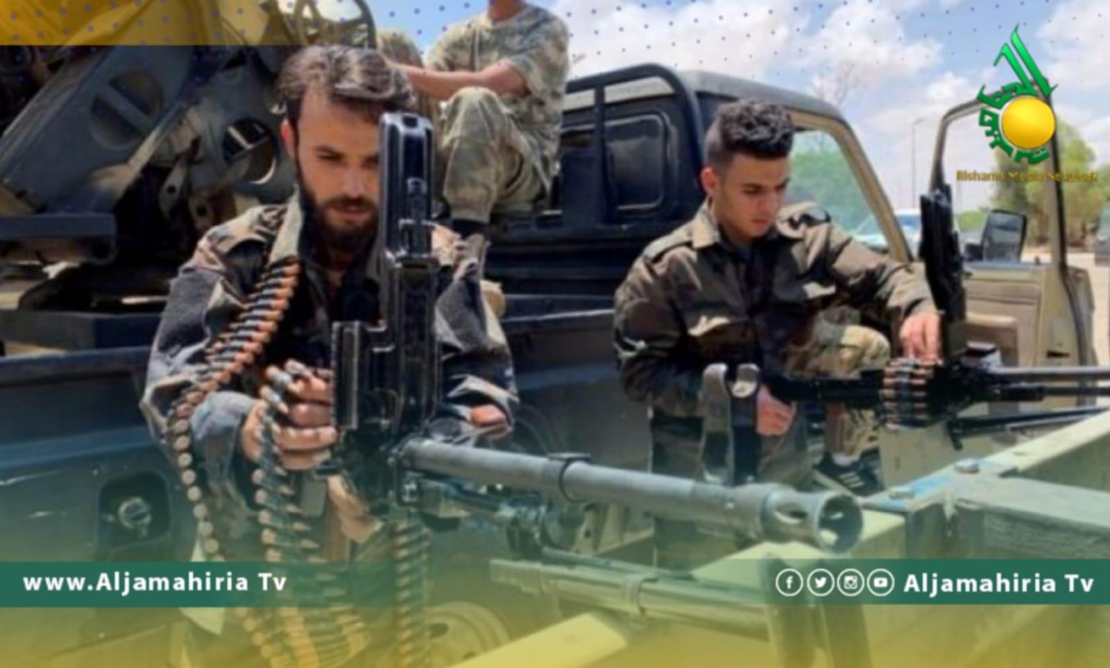 المرتزقة السوريين